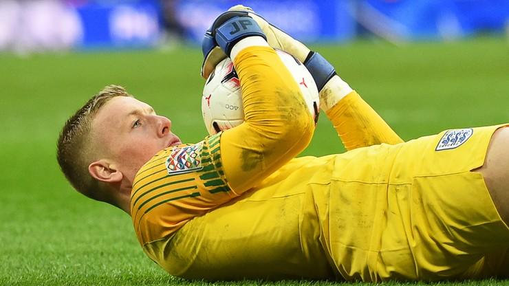 Bramkarz reprezentacji Anglii starł się z kibicem! Wyciekło nagranie (WIDEO)