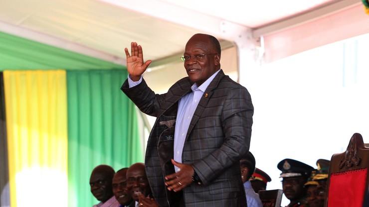 Prezydent Tanzanii nie żyje. Bagatelizował pandemię koronawirusa
