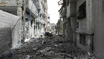 Syryjska opozycja: rebelianci powinni odpierać ataki syryjskiej armii