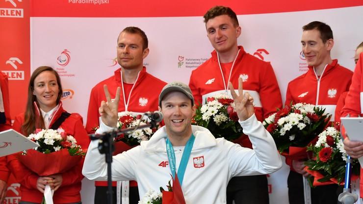 Polscy paraolimpijczycy wrócili do kraju!