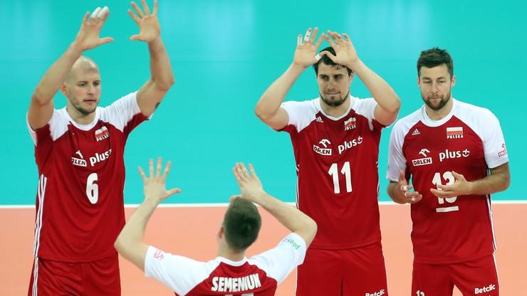 3:0 z Argentyną! Polscy siatkarze o krok od półfinału Ligi Narodów