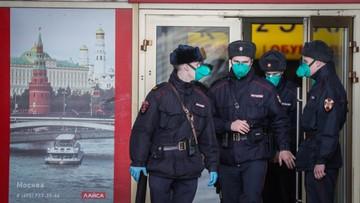 W Rosji odnotowano już blisko 12 tysięcy zakażeń koronawirusem