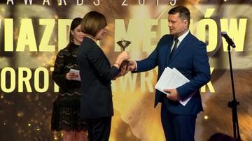 """Tygodnik """"Wprost"""" nagrodził kobiety sukcesu. Wśród laureatek Dorota Gawryluk"""
