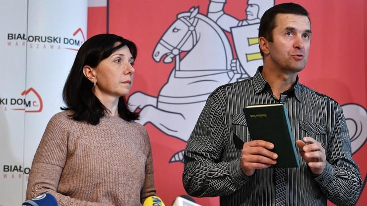 Wiceszef MSZ spotkał się w Warszawie z rodzicami Ramana Pratasiewicza