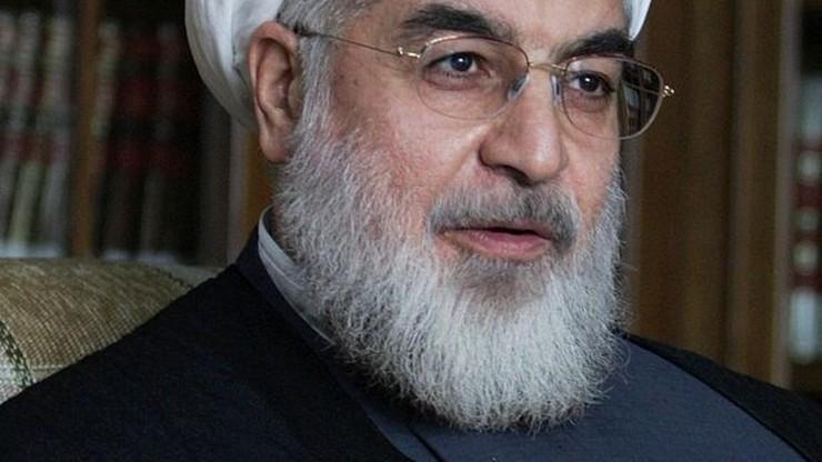 Prezydent Iranu: powrót do porozumienia nuklearnego zaraz po zniesieniu sankcji USA