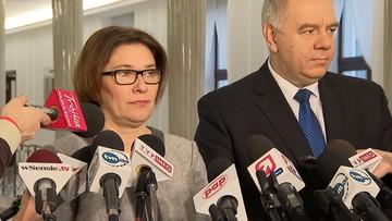 """""""Nie pracujemy nad tym, póki co"""". Mazurek o zmianie Regulaminu Sejmu"""