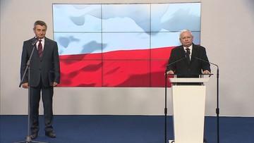 Marszałek Kuchciński rezygnuje ze stanowiska po aferze z lotami