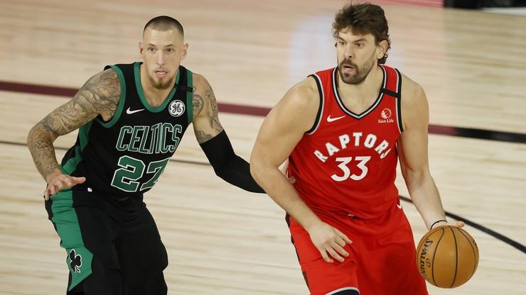 NBA: Broniący tytułu Toronto Raptors blisko odpadnięcia