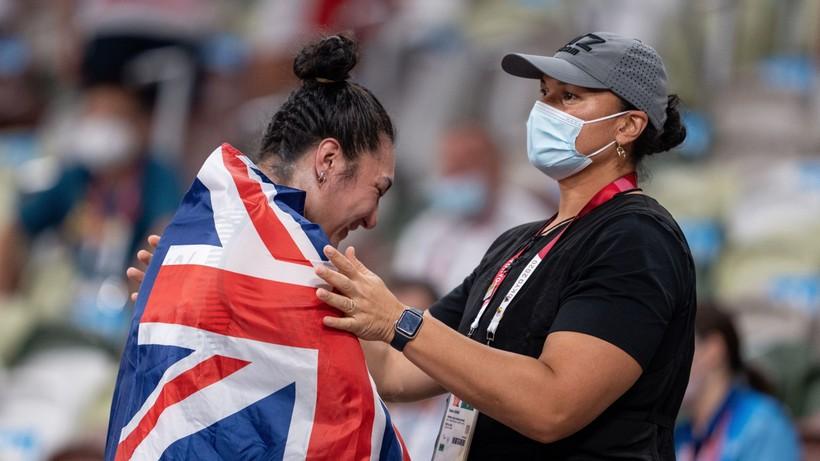 Paraolimpiada: Lisa Adams lepsza w Tokio od siostry