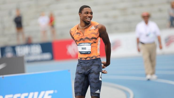 Myślał, że pobił rekord Usaina Bolta. Niecodzienna pomyłka organizatorów [WIDEO]