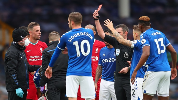 Premier League: Emocjonujące derby Liverpoolu na remis