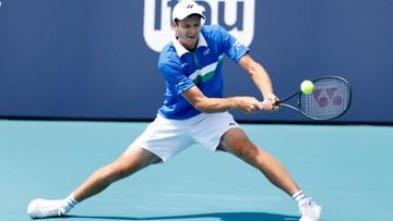 Ranking ATP: Hubert Hurkacz na najwyższym miejscu w karierze