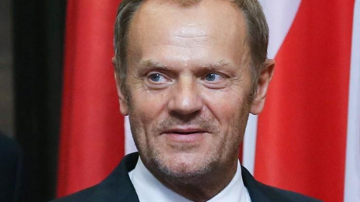 Tusk spotkał się z europosłami PO. Apelował o spokój i konsolidację Platformy