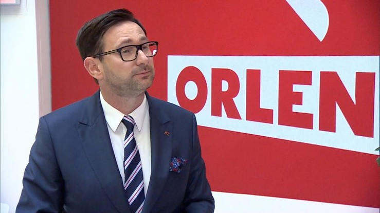 Prezes PKN Orlen Daniel Obajtek Człowiekiem Roku Forum Ekonomicznego 2020