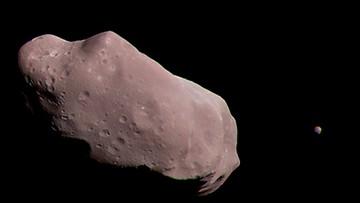 Asteroida przeleciała niebezpiecznie blisko Ziemi. Zauważono ją niecałą dobę wcześniej