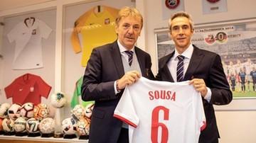 Paulo Sousa powołał szeroką kadrę na mecze eliminacji MŚ