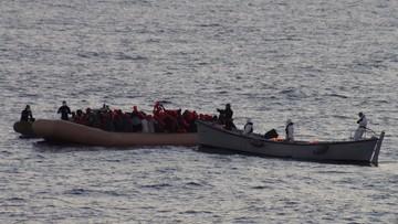 Zatonęła łódź z uchodźcami na Morzu Egejskim. 33 ofiary, w tym pięcioro dzieci