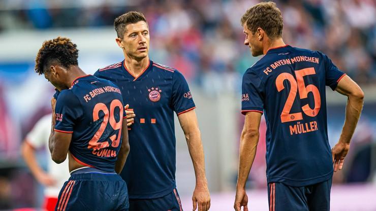 """""""Bild"""" zajrzał do szatni Bayernu. Lewandowski ważną postacią w zespole"""