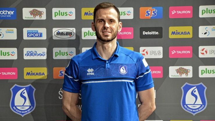 Polski siatkarz rozpocznie osiemnasty sezon gry w jednym klubie!