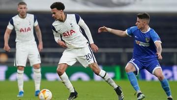 Liga Europy: Tottenham Hotspur jako pierwszy w 1/8 finału. Piękny gol Dele Alliego
