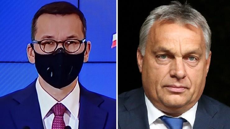 Müller: w czwartek spotkanie Morawiecki-Orban. Porozmawiają o unijnych negocjacjach