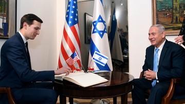 Zięć Trumpa ma na bliskowschodniej konferencji w Warszawie ujawnić nowy plan pokoju dla Palestyny