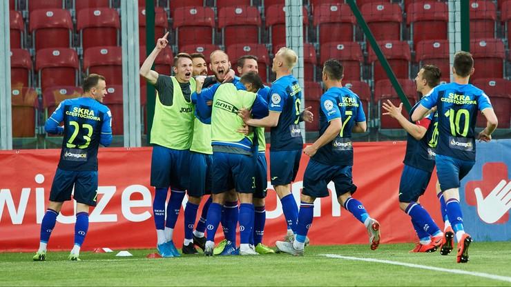 Fortuna 1 Liga: Skra Częstochowa awansowała po barażu z KKS Kalisz