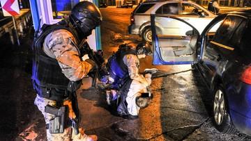 Marihuana, kokaina i amfetamina w zbiorniku paliwa. Przemytnicy narkotyków zatrzymani w Świecku