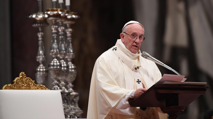 Papież kończy 80 lat. W dniu urodzin spotkał się z bezdomnymi