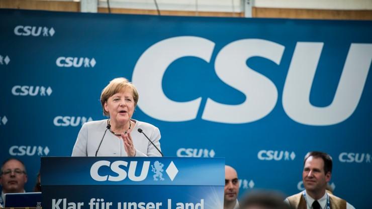 Merkel wątpi w niezawodność USA i apeluje o jedność Europy
