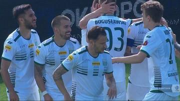 Fortuna 1 Liga: Skromna wygrana Olimpii na wyjeździe