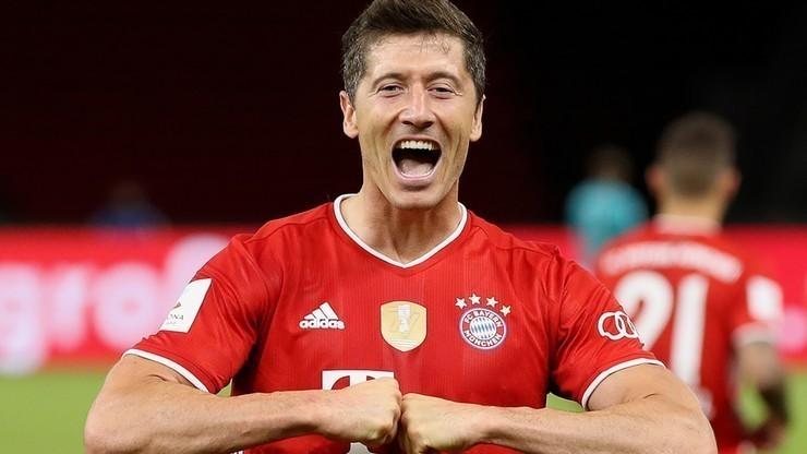 """Robert Lewandowski zachwycony po triumfie. Nazwał Bayern """"Super teamem"""""""