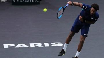 ATP w Monte Carlo: Wycofał się kontuzjowany Monfils