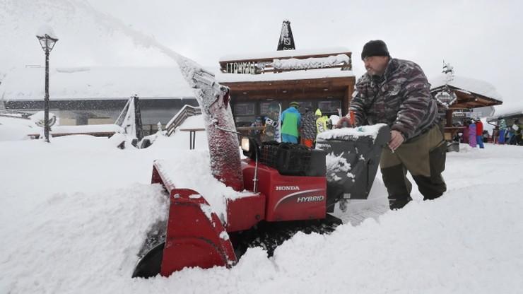 Alpejski PŚ: Pogoda płata figle. Supergigant w Rosie Chutor znów przełożony