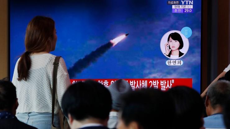 USA wzywają Koreę Płn. do zaprzestania prowokacji