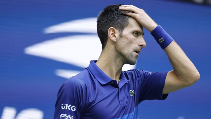 US Open: Djoković bez klasycznego Wielkiego Szlema! Miedwiediew pokonał Serba