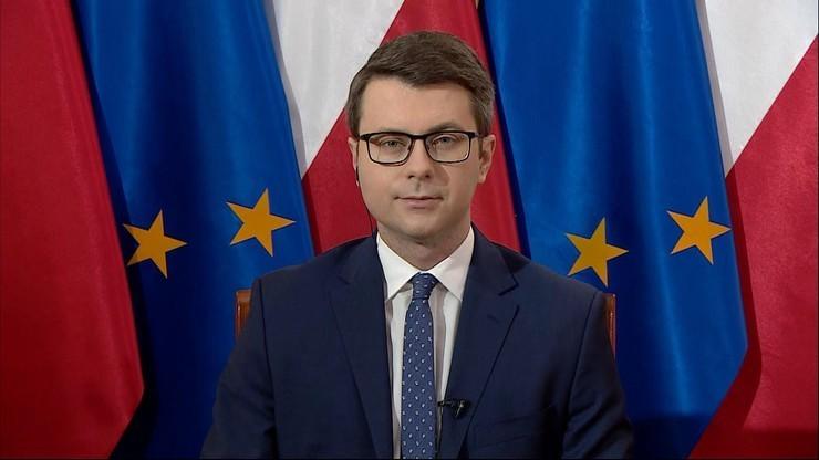 Müller: nie ma wniosków o dymisje ministrów z Porozumienia