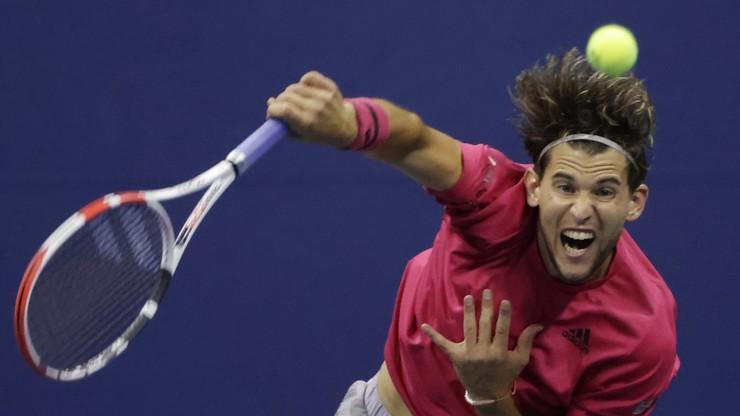US Open: Pewne zwycięstwo Thiema. Miedwiediew czeka w półfinale