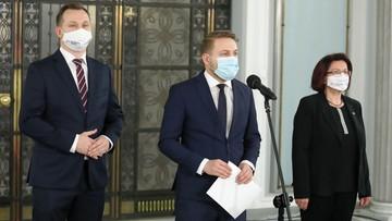 """Solidarna Polska chce ukarać posłankę Lewicy. """"Pokazała pogardę do wiary"""""""