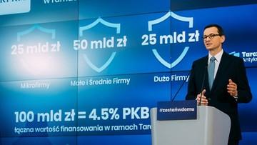 """Marek Belka chwali działania rządu ws. kryzysu: """"Pomoc jest spora, oceniam to dobrze"""""""