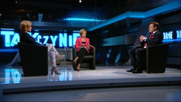 Tarczyński o Nowoczesnej: niemiecka partia. Hennig-Kloska nazwała go gburem i zapowiedziała pozew