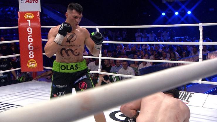 Nowa walka wieczoru gali w Kałuszynie!