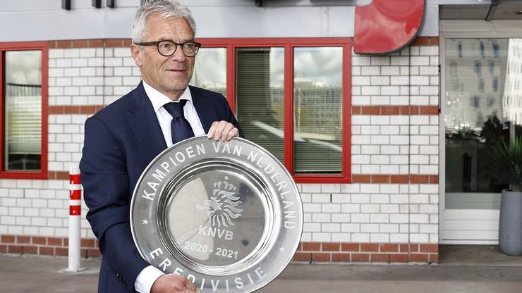Ajax przetopił mistrzowską paterę. Kibice są zaskoczeni (WIDEO)
