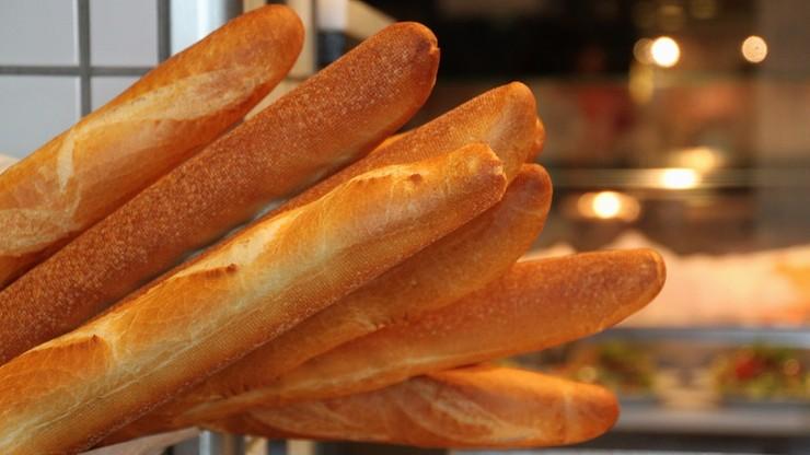 Francuscy piekarze chcą wpisania bagietki na listę UNESCO