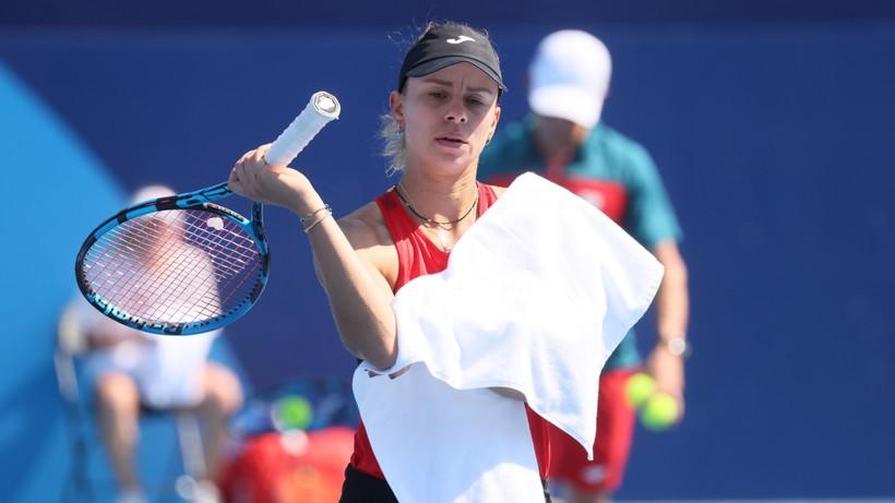 Tokio 2020: Magda Linette i Alicja Rosolska odpadły w pierwszej rundzie debla