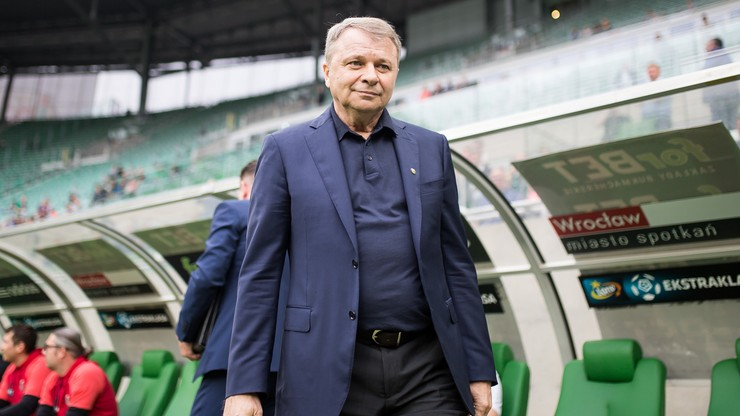 Trener Śląska: Nie ma sensu nic zmieniać