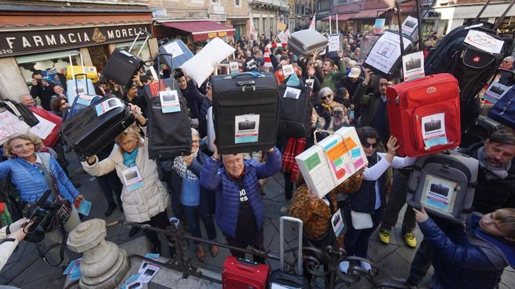 Wenecja: mieszkańcy protestują, bo miasto się wyludnia