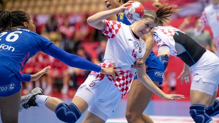 ME piłkarek ręcznych: Sukces Chorwacji to dzieło dwóch par bliźniaczek
