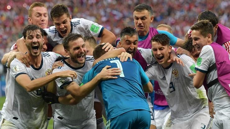 MŚ 2018: Sensacja w Moskwie! Rosjanie wyeliminowali Hiszpanów po rzutach karnych