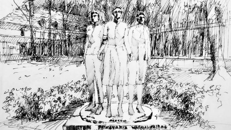 Nie tylko dla tych, które walczyły. Pomnik Kobietom Powstania Warszawskiego